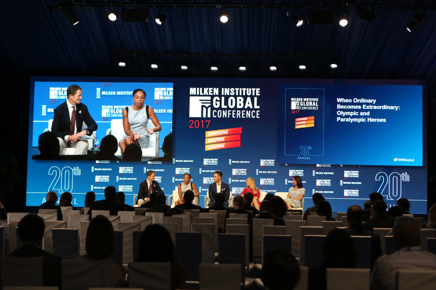 The Milken Institute's Global Conference Enters Its 20th ...